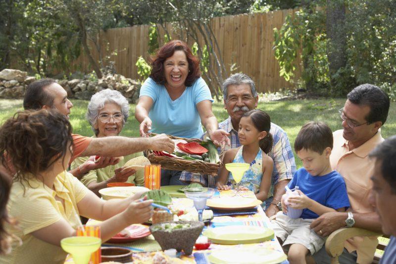 Les seniors sont plutôt satisfaits de la proximité avec leur famille