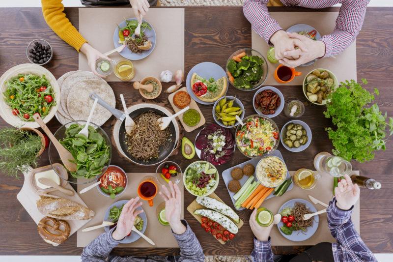 L'alimentation : alliée du bien-vieillir